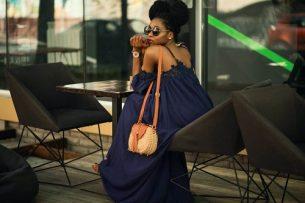 modna sukienka na okazje